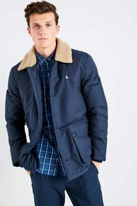 Jack Wills Bridgetown Borg Collar Down Jacket