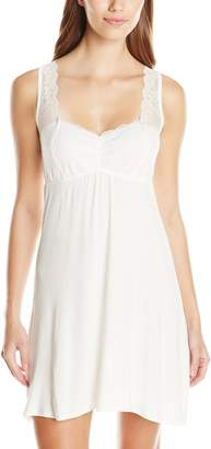 Fleurt Fleur't Women's Lace Tank Dress