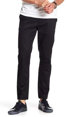 DKNY Sateen Slim Straight Leg Trousers