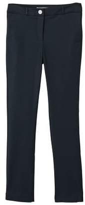 MANGO Slim-fit cotton-blend trousers