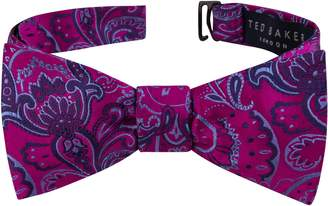 Ted Baker Paisley Silk Bow Tie