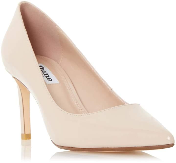 Plain Nude Heels - ShopStyle Australia