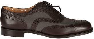 Church's Paneled Oxford Shoes
