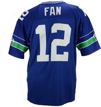 Mitchell & Ness Men's Fan #12 Seattle Seahawks Replica Throwback Jersey