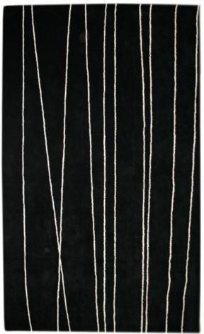 Bholu Lambu Charcoal Rug