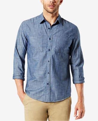 Dockers Slim-Fit Chambray Shirt