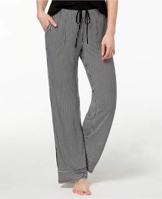 DKNY Striped Pajama Pants
