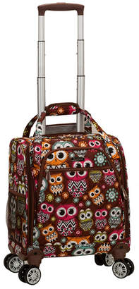 Rockland Melrose Wheeled Underseat Carry-On Spinner