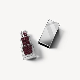 Burberry Nail Polish - Ruby Glitter No.306 $23 thestylecure.com
