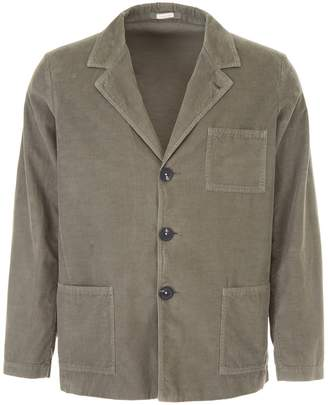 Massimo Alba Ribbed Velvet Jacket