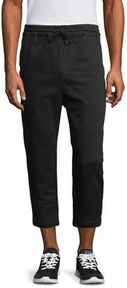 Hudson Folded-Cuffs Cotton Blend Pants