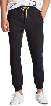 Polo Ralph Lauren Side-Striped Cotton-Blend Jogger Pants