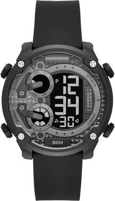 Skechers Men's Quartz Plastic Casual Watch, Color: (Model: SR5116)