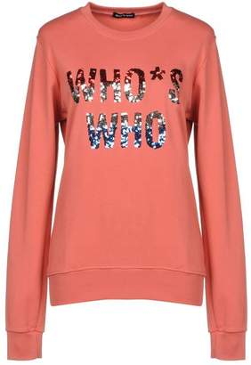Who*s Who Sweatshirt