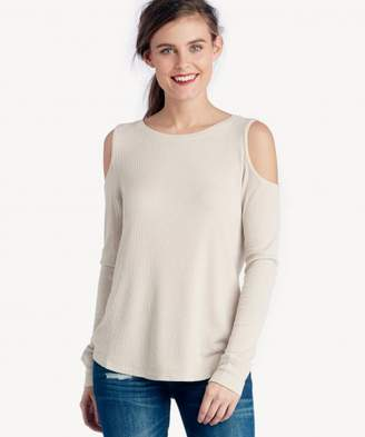 Sole Society Bowery Thermal Bare Tee