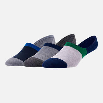 Finish Line Men's 3-Pack Footie Socks