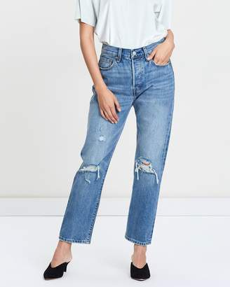 Levi's 501® Cropped Jeans