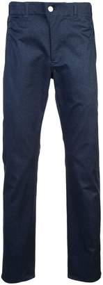 Julien David straight leg trousers