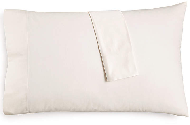 Supima Cotton 825-Thread Count Standard Pillowcase Pair, Created for Macy's Bedding