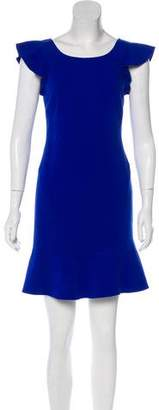 Emilio Pucci Virgin Wool Mini Dress