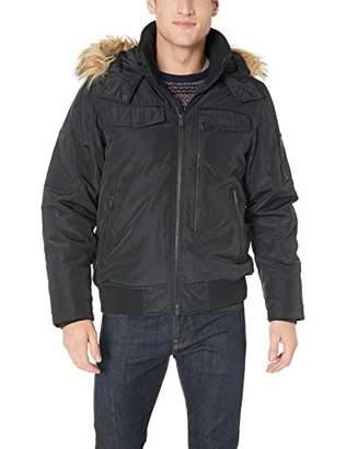 Ben Sherman Men's Short Parka Jacket