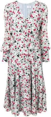 Erdem Keiko floral print dress