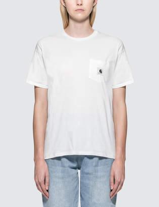 Carhartt Work In Progress Carrie Pocket S/S T-Shirt