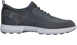 73bc73be3f Geox Grey Rubber Sole Shoes For Men - ShopStyle Australia
