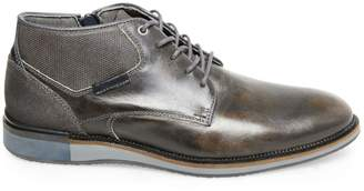 Steve Madden Stevemadden CURRANT DARK GREY LEATHER