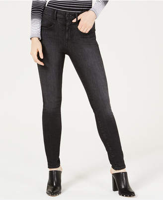 GUESS Chevron 1981 Skinny Jeans