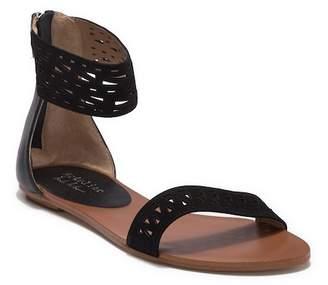 Nicole Miller St. Martin Ankle Strap Sandal