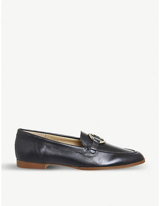 Office Flavia leather loafers