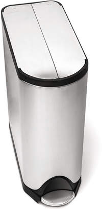 Simplehuman 45-Liter Butterfly Step Trash Can