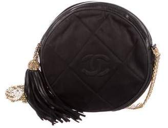 Chanel Embellished Tassel Bag