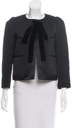 Louis Vuitton Wool-Blend Casual Jacket
