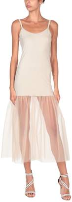 D-Exterior D.EXTERIOR 3/4 length dresses