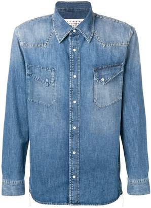 Maison Margiela buttoned shirt