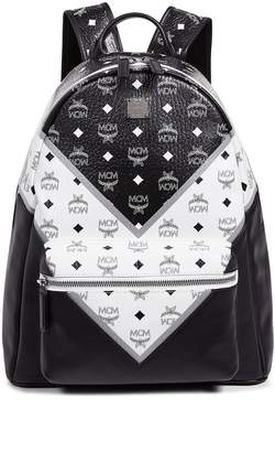 MCM Stark M Move Visetos Backpack