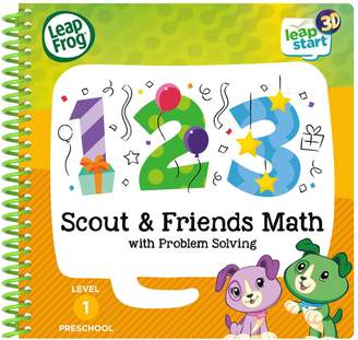 Leapfrog Scoutand Friends Maths Activity Book