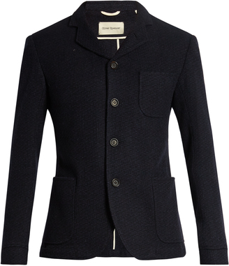 OLIVER SPENCER Solms notch-lapel wool jacket $385 thestylecure.com