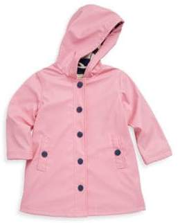 Hatley Little Girl's& Girl's Splash Jacket