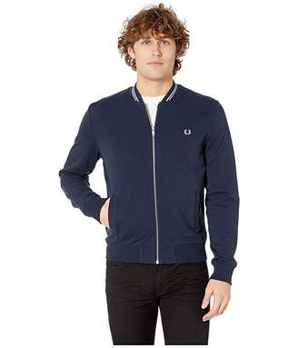 Fred Perry Bomber Neck Sweater
