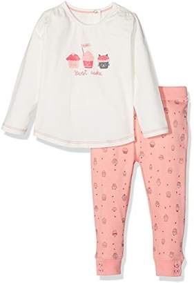 Absorba Baby Girl's Outfit Clothing Set,(Manufacturer Size:6M)