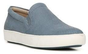 Naturalizer Marianne Perforated Leather Slip-On Sneakers