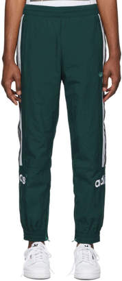 adidas Green Archive Track Pants