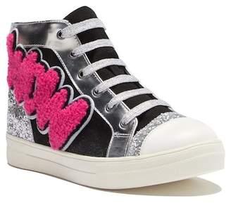 Nina Gita Hi-Top Lace Up Sneaker (Little Kid & Big Kid)