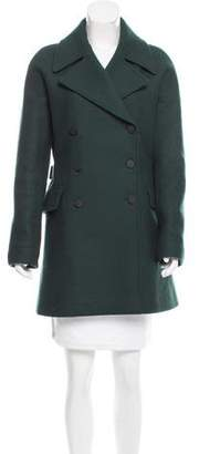 Alaia 2016 Wool Coat