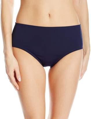 adidas Women's Aquasport High Waist Pant Bikini Bottom