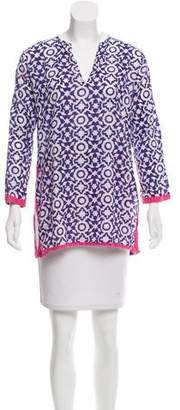 Roberta Roller Rabbit Printed Tunic Top