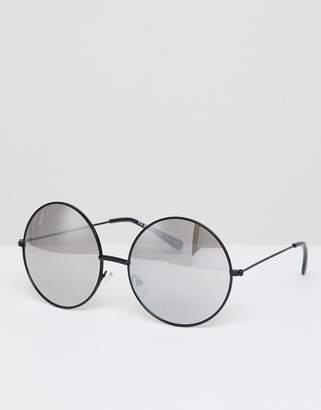 A. J. Morgan Aj Morgan Round Sunglasses